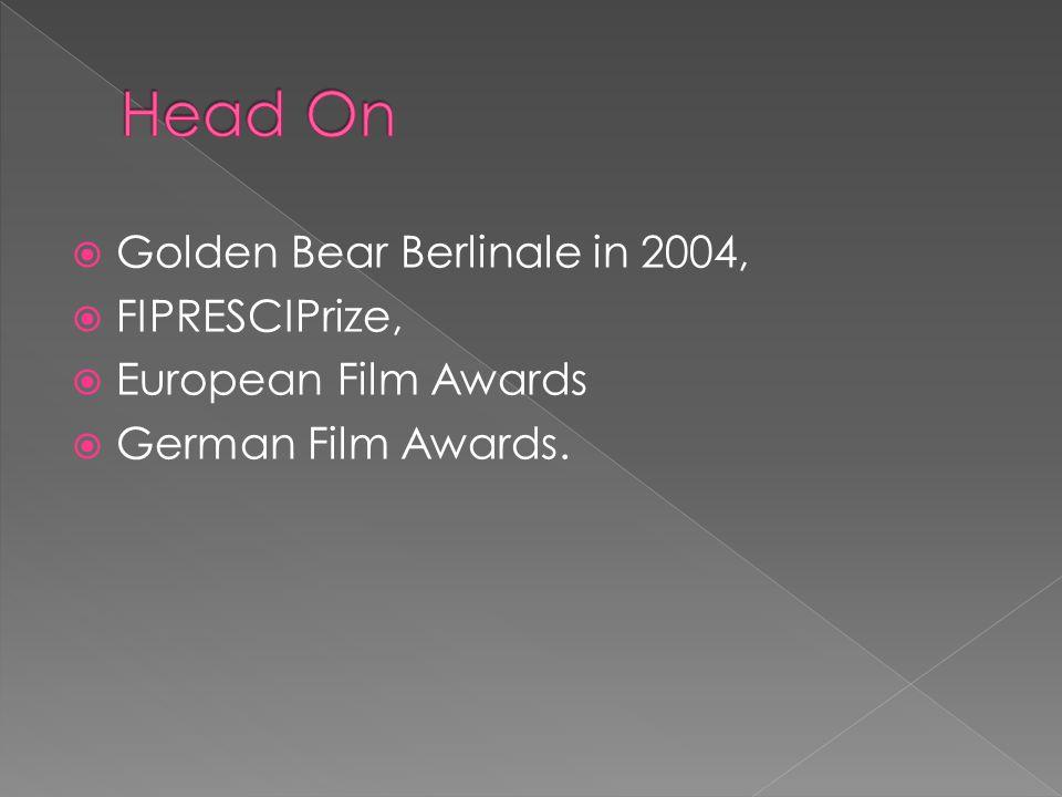  Golden Bear Berlinale in 2004,  FIPRESCIPrize,  European Film Awards  German Film Awards.