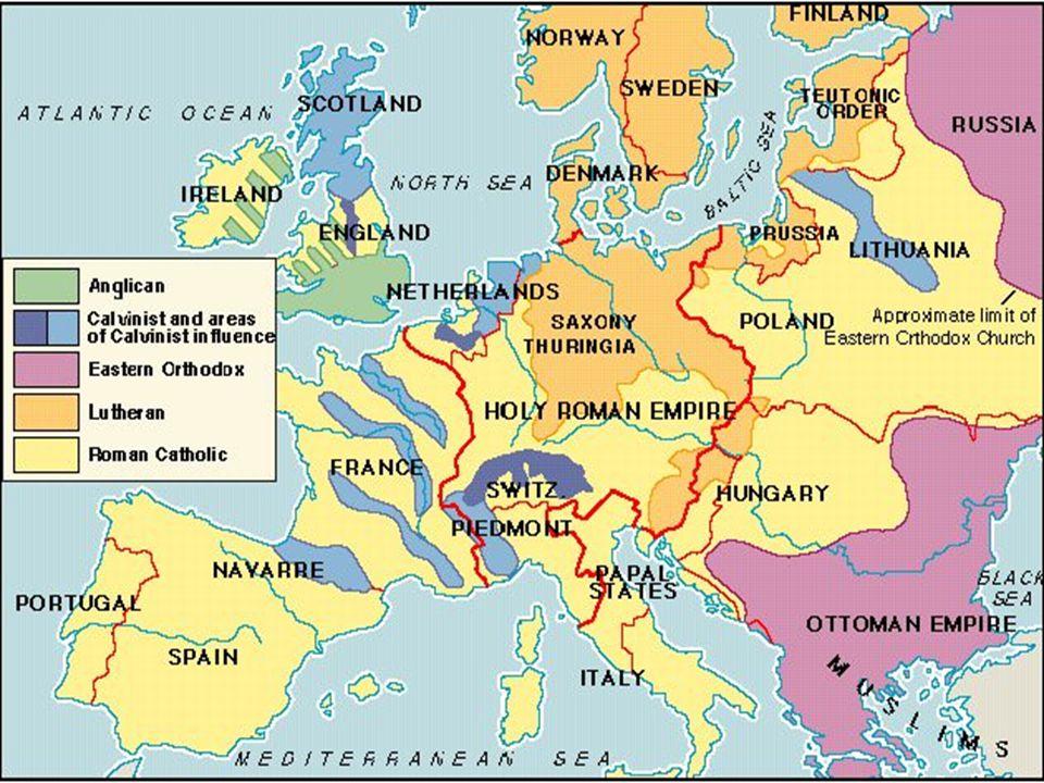  Μεταρρύθμιση: θρησκευτικές επαναστάσεις που συγκλονίζουν την Ευρώπη στο δεύτερο μισό του 16 ου αιώνα και στο πρώτο μισό του 17 ου αιώνα.