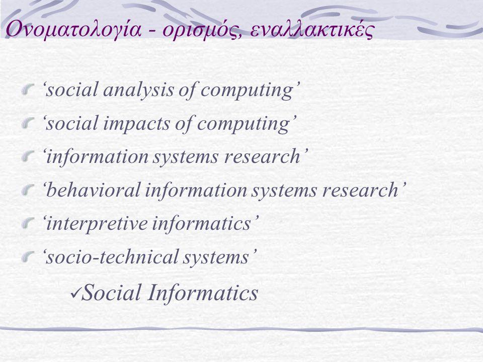 Ψηφιακές Βιβλιοθήκες - Ερωτήματα S.I.