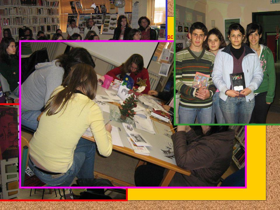 ΜΕΘΟΔΟΛΟΓΙΑ – METHODOLOGY Παραδοσιακή διδασκαλία – Classic teaching methods Συζήτηση - Discussion Ομαδοσυνεργατική μέθοδος - Groupwork Ατομικές και ομ