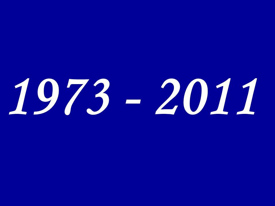 1973 - 2011