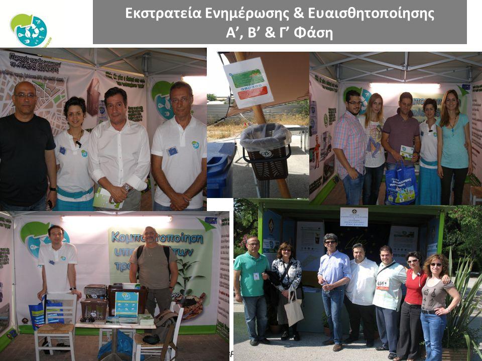 LIFE+-Environment project: LIFE10 ENV/GR/605 Εκστρατεία Ενημέρωσης & Ευαισθητοποίησης Α', Β' & Γ' Φάση