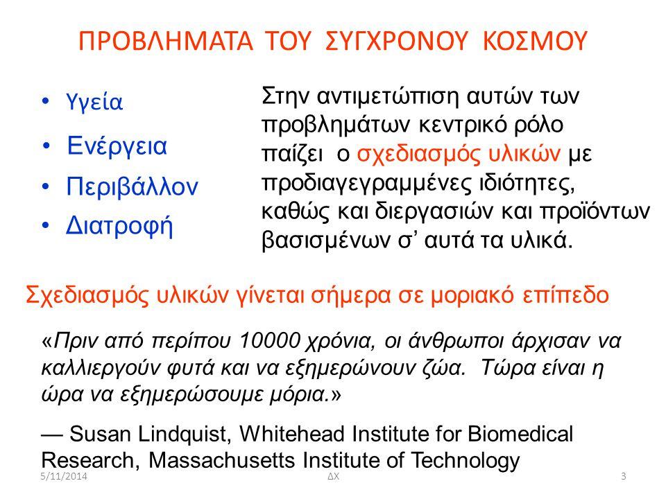 5/11/2014ΔΧ Some Biology What is Life.