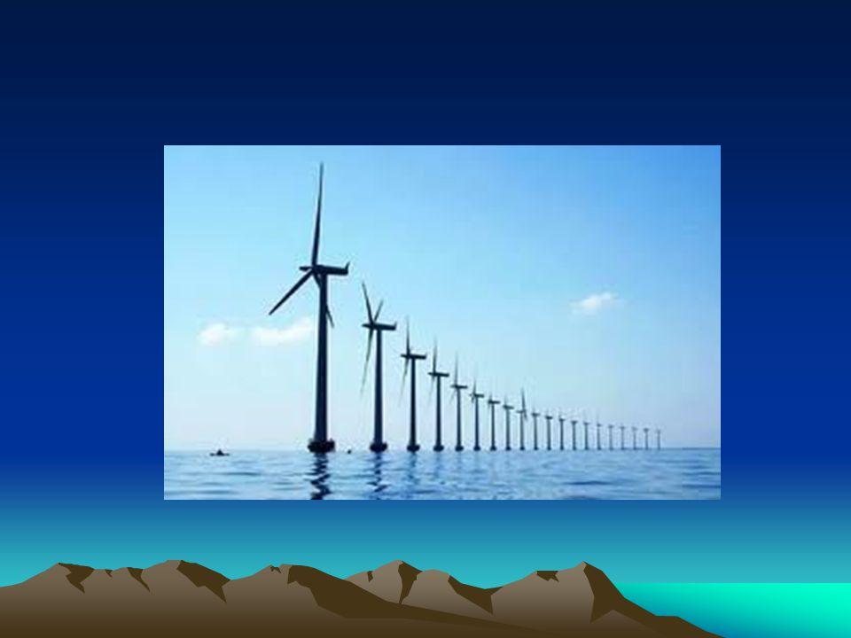 Αιολική ενέργεια Αυτή η μορφή καθαρής ενέργειας που δεν ρυπαίνει το περιβάλλον παράγεται με τη χρήση τουρμπίνων ή ανεμογεννητριών για την παραγωγή ηλεκτρισμού.