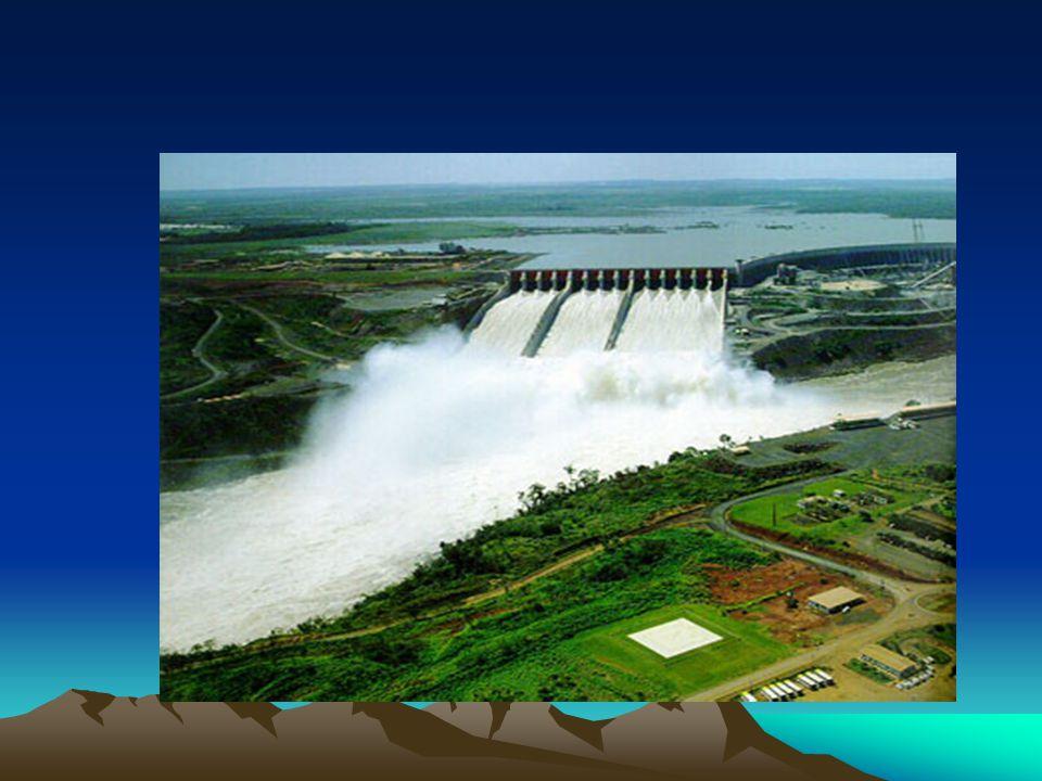 Οι υδροηλεκτρικές μονάδες εκμεταλλεύονται μια φυσική συνεχή μέθοδο - την διαδικασία που προκαλεί τη βροχή και δημιουργεί τα ποτάμια.