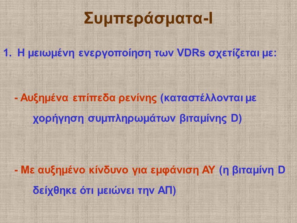 Συμπεράσματα-Ι 1.