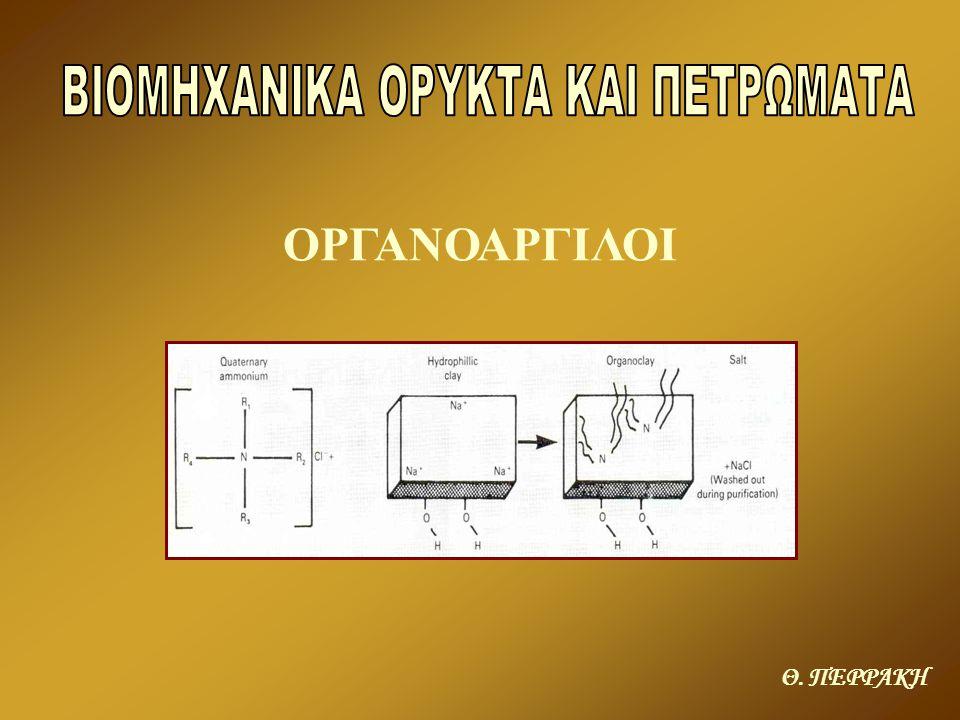 ΟΡΓΑΝΟΑΡΓΙΛΟΙ Θ. ΠΕΡΡΑΚΗ