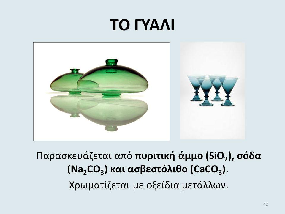ΤΑ ΜΕΛΑΝΙΑ Αποτελούνται κυρίως από πιγμέντα (στερεές χρωστικές ουσίες), έλαια ή ρητίνες, διαλύτες και πρόσθετα. Χρησιμοποιούνται για γραφή και για εκτ