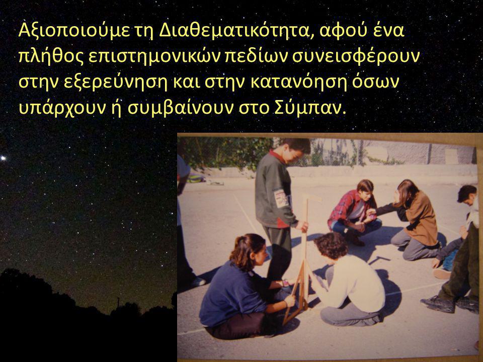 Το Εργαστήρι Ονείρων δεν είναι μάθημα Αστρονομίας