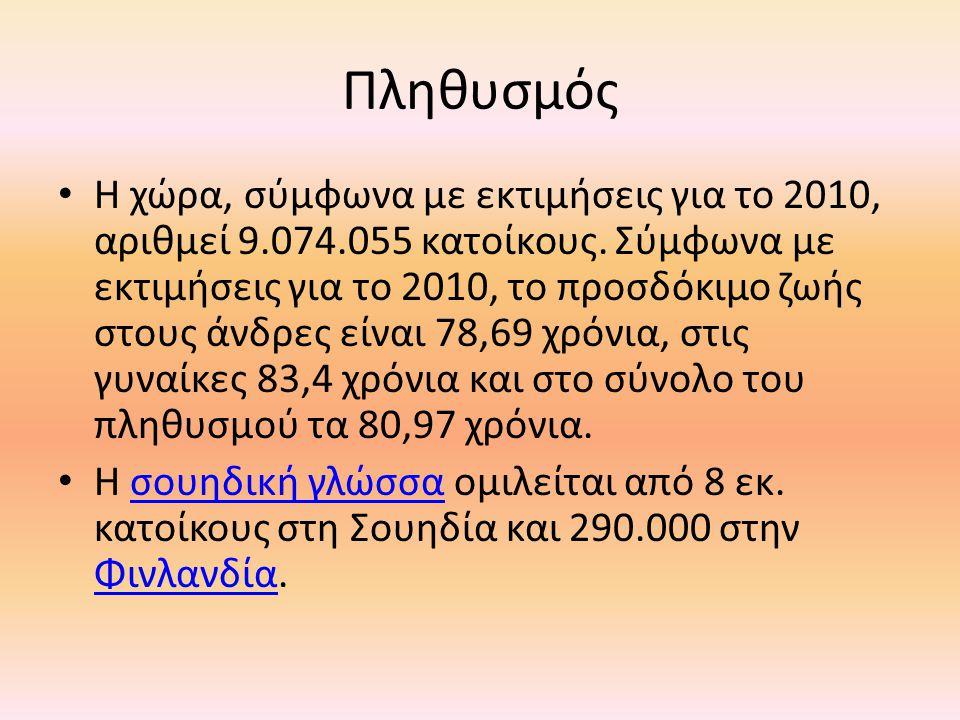 Πληθυσμός Η χώρα, σύμφωνα με εκτιμήσεις για το 2010, αριθμεί 9.074.055 κατοίκους.