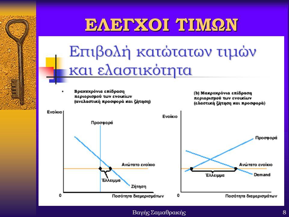 Βαγής Σαμαθρακής9 ΦΟΡΟΛΟΓΙΑ Φορολογία Οι κυβερνήσεις επιβάλουν φόρους σε αγαθά και υπηρεσίες με σκοπό την αύξηση των εσόδων για την υποστήριξη δημόσιων δαπανών