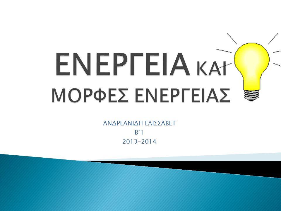 ΑΝΔΡΕΑΝΙΔΗ ΕΛΙΣΣΑΒΕΤ Β'1 2013-2014