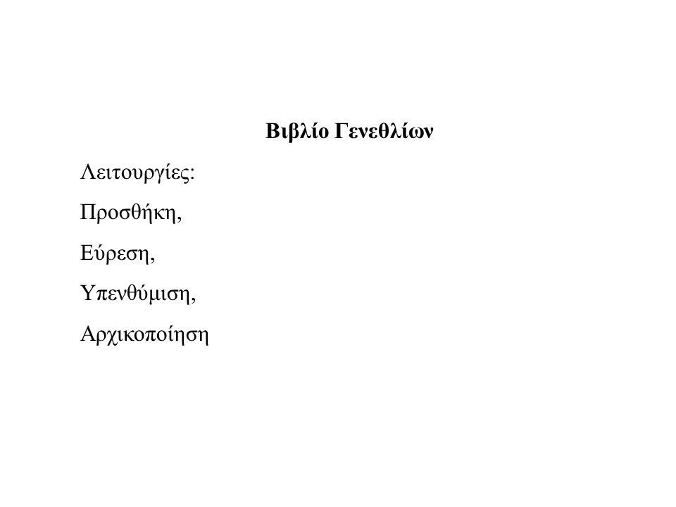 Βασικοί τύποι: [ΝΑΜΕ] [DATE] Η ακριβής μορφή ονομάτων και ημερομηνιών δεν ενδιαφέρει (06/03, 03/06, March 6th etc) Καθορισμός βοηθητικών τύπων και συναρτήσεων