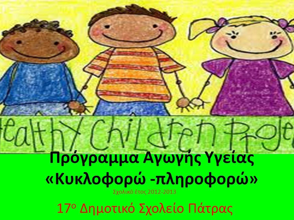Υπεύθυνος εκπαιδευτικός: Μαρίνος Παπαγεωργάκης Συνεργαζόμενοι: Αγγελική Μαγκλάρα Τάξη:Δ΄ Τμήμα:-