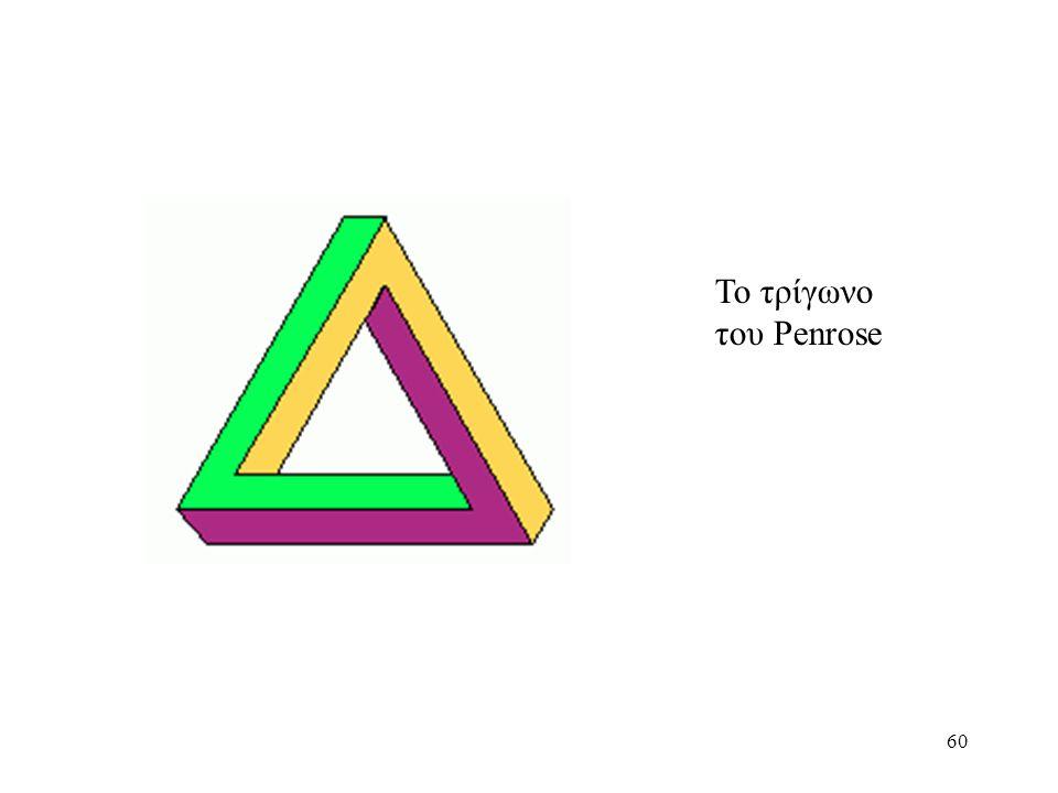 60 Το τρίγωνο του Penrose