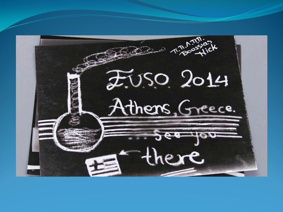 Τοπικοί μαθητικοί διαγωνισμοί EUSO 2014: Στα κατά τόπους ΕΚΦΕ, Σάββατο, 7/12/2013 Πανελλήνιος μαθητικός διαγωνισμός EUSO 2014: Αθήνα, Σάββατο, 18/1/2014 Θεσσαλονίκη, Σάββατο, 25/1/2014 Πανευρωπαϊκός διαγωνισμός EUSO 2014: Αθήνα, από 30/3 έως 6/4/2014
