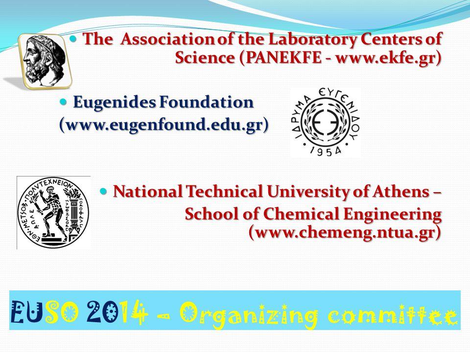 Καθηγητές εκπαιδευτές των μαθητών ΓΕΛΜαθητές Β' τάξης 1 ο Καρδίτσας Αναστάσιος Νομικός - Φυσικός Σοφία Παπακώστα - Βιολόγος Ηλίας – Σβερώνης - Χημικός 3 ο Καρδίτσας Χαράλαμπος Αργύρης - Χημικός Δημήτριος Μπαλτάς - Βιολόγος Ηλίας Παραθύρας - Φυσικός 4 ο Καρδίτσας Αθανάσιος Βαγενάς - Φυσικός Ευροσύνη Κύρκου - Βιολόγος Σταύρος Μιχάλης - Χημικός Προαστίου Αριστείδης Γκάτσης - Φυσικός
