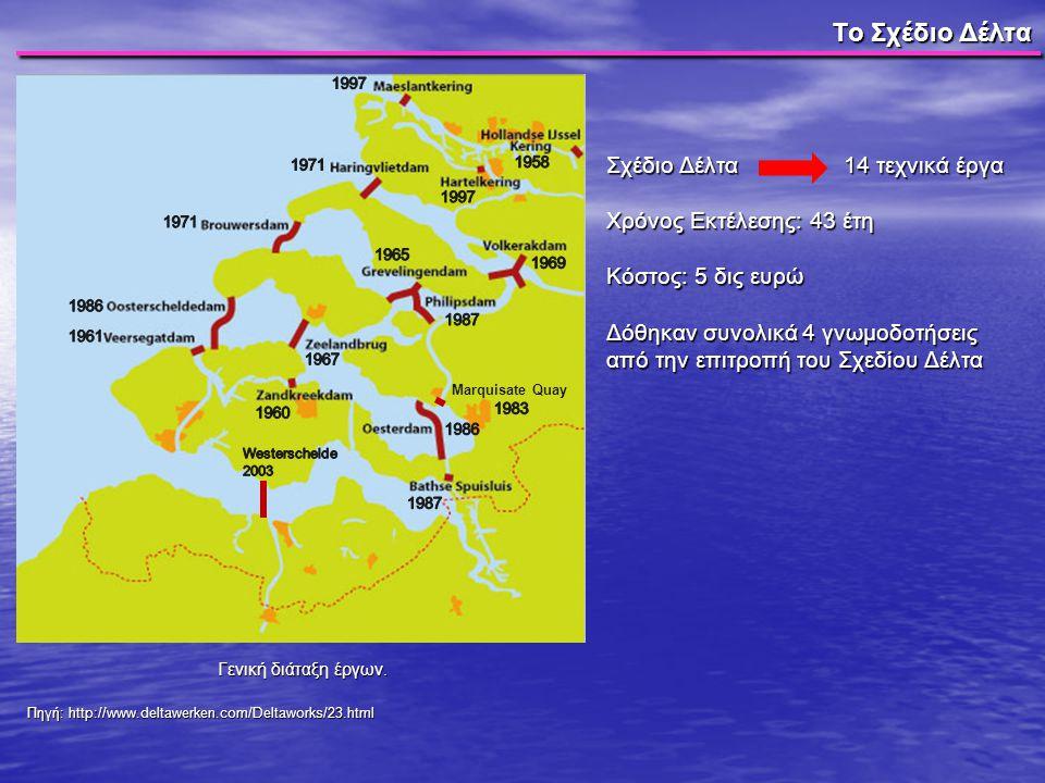 Το φράγμα στον ποταμό Hollandse IJssel (1958) Hollandse IJsselHollandse IJssel Φράγμα ανοικτής λειτουργίας λόγω ναυσιπλοΐας Φράγμα ανοικτής λειτουργίας λόγω ναυσιπλοΐας Κατασκευαστικά στοιχεία Κατασκευαστικά στοιχεία 1.
