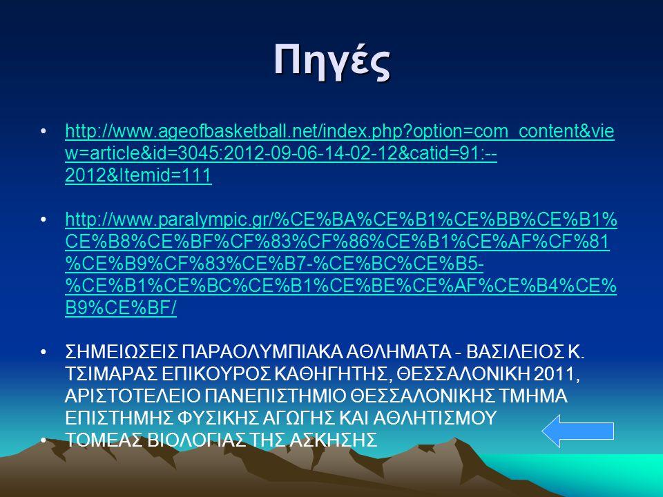 Πηγές http://www.ageofbasketball.net/index.php?option=com_content&vie w=article&id=3045:2012-09-06-14-02-12&catid=91:-- 2012&Itemid=111http://www.ageo