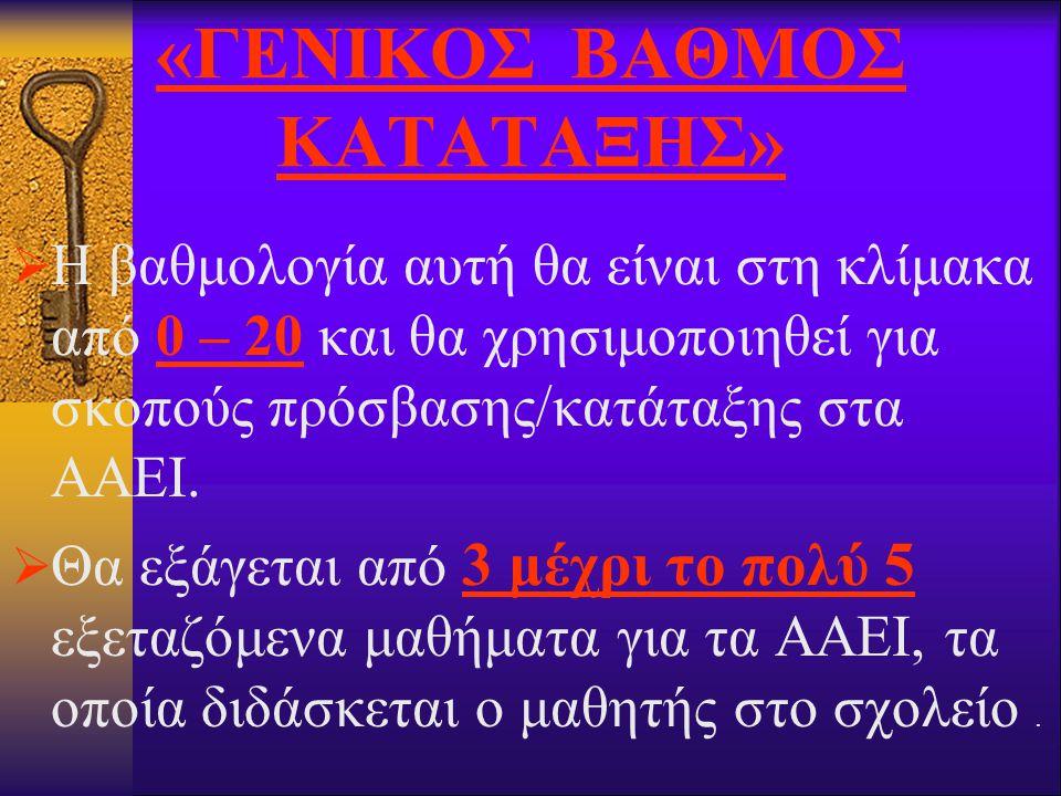 ΣΣτην αίτηση για τα τμήματα της Ελλάδας οι υποψήφιοι μπορούν να δηλώνουν προτίμηση για 40 το πολύ Τμήματα από δύο το πολύ Επιστημονικά Πεδία, εφόσον πληρούν τους περιορισμούς πρόσβασης.