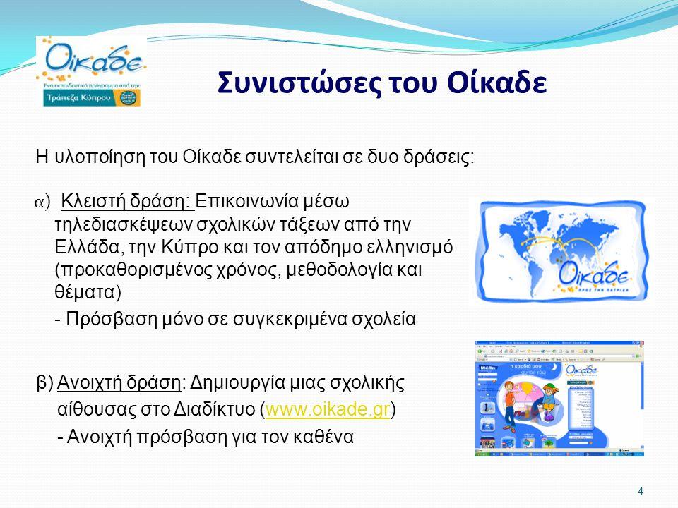 5 Ομάδες Σχολείων Σχολική Χρονιά 2010-2011 ΟΜΑΔΑ 1 η ΑΓ.