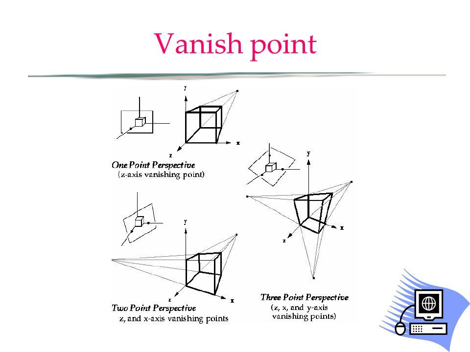Vanish point