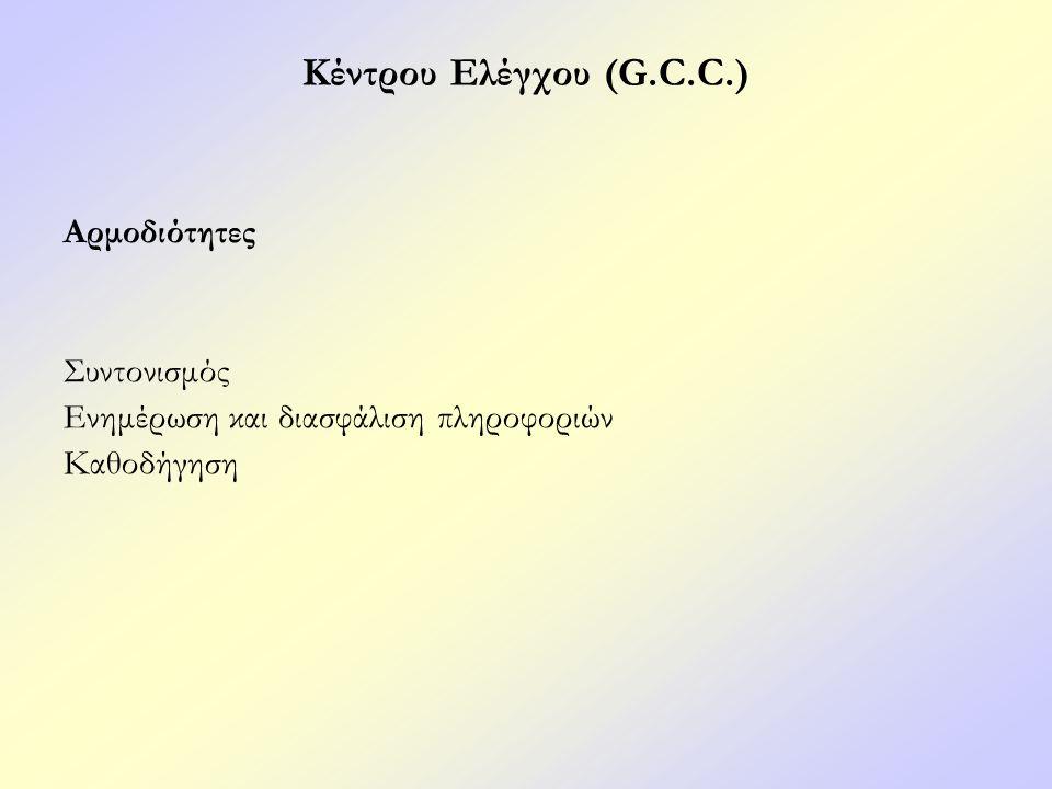 ΑΝΤΙΜΕΤΩΠΙΣΗ ΕΚΤΑΚΤΩΝ ΑΝΑΓΚΩΝ