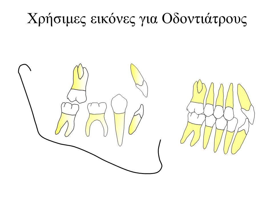 Χρήσιμες εικόνες για Οδοντιάτρους