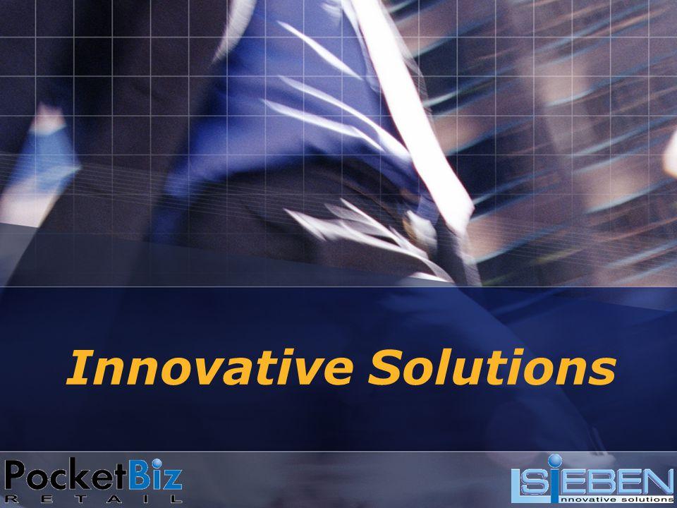 Innovative Solutions