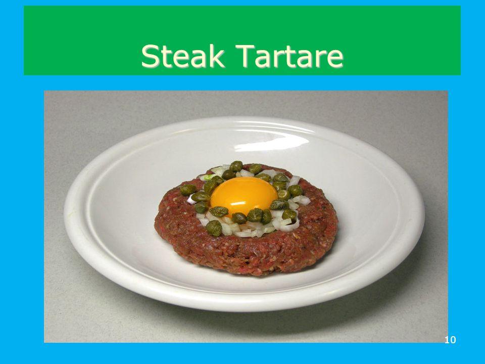 Steak Tartare 10