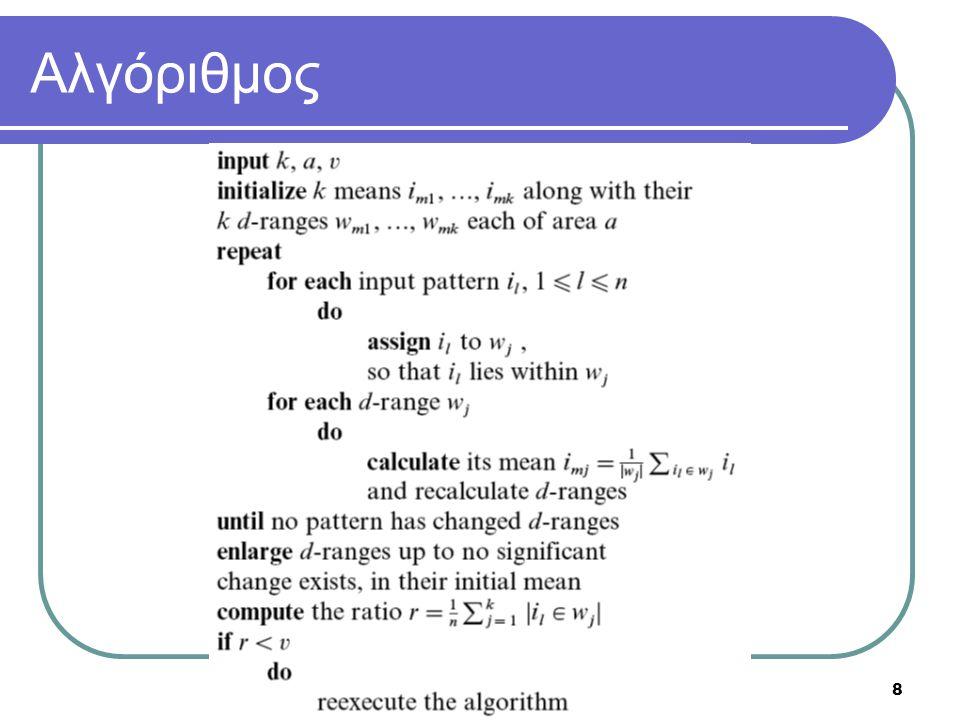 Αλγόριθμος 8