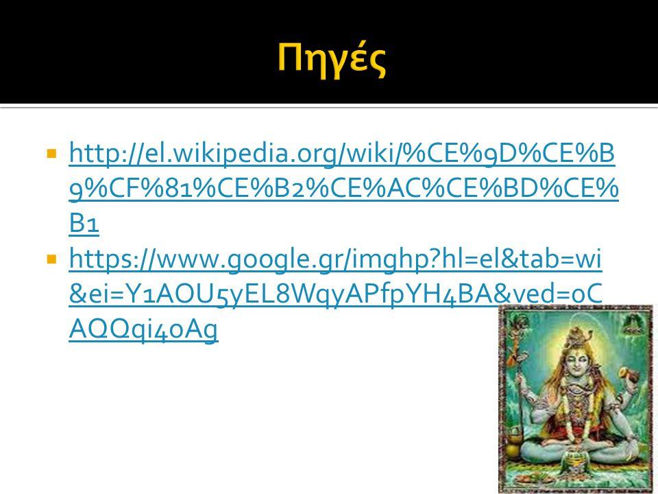  http://el.wikipedia.org/wiki/%CE%9D%CE%B 9%CF%81%CE%B2%CE%AC%CE%BD%CE% B1 http://el.wikipedia.org/wiki/%CE%9D%CE%B 9%CF%81%CE%B2%CE%AC%CE%BD%CE% B1  https://www.google.gr/imghp?hl=el&tab=wi &ei=Y1AOU5yEL8WqyAPfpYH4BA&ved=0C AQQqi4oAg https://www.google.gr/imghp?hl=el&tab=wi &ei=Y1AOU5yEL8WqyAPfpYH4BA&ved=0C AQQqi4oAg