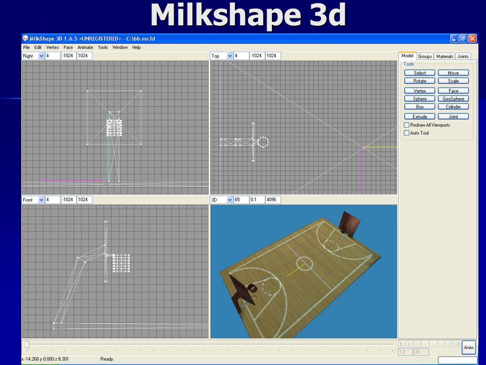 Milkshape 3d