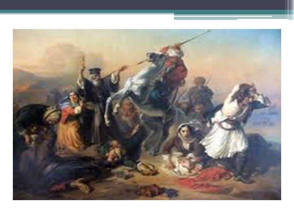 Ο Σουλτάνος ζητάει την βοήθεια από την Αίγυπτο Οι αποτυχίες του τούρκικου στόλου κατά το 1821αναγκάσαν τον Σουλτάνο να ζητήσει τη συνδρομή του πασά της Αιγύπτου Μιχμέτ Αλή