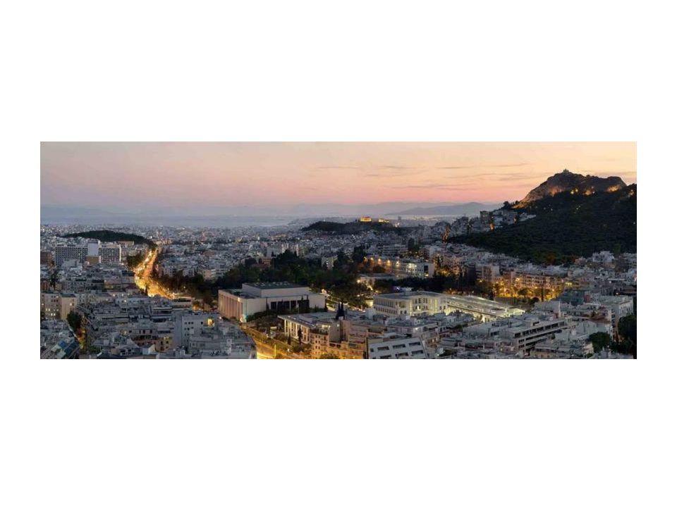 Αστικά Τοπία Tα μουντά και πληκτικά αστικά τοπία πόλεων μπορούν να μεταμορφωθούν σε μαγευτικούς τόπους περιπλάνησης.