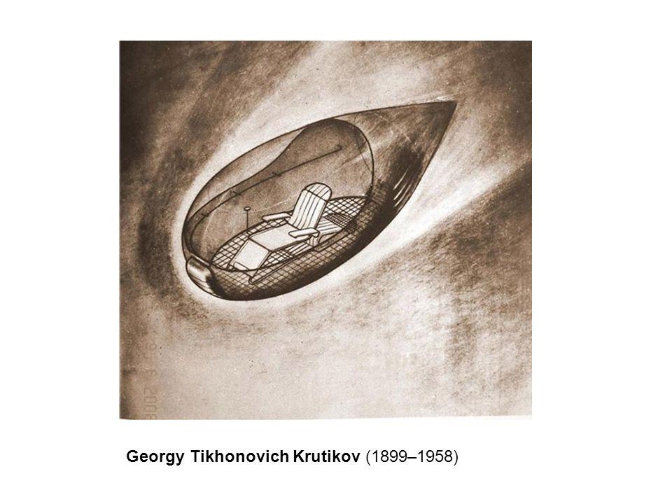 Georgy Tikhonovich Krutikov (1899–1958)