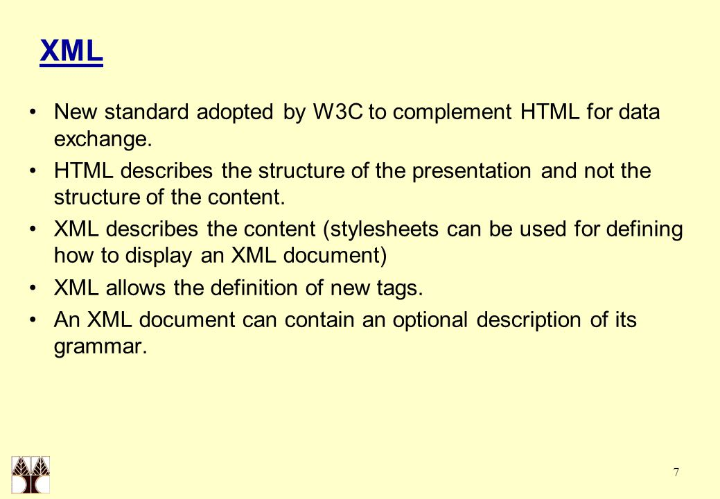 78 XML Schema The purpose of a schema is to define a class of XML documents, and so the term instance document is often used to describe an XML document that conforms to a particular schema.