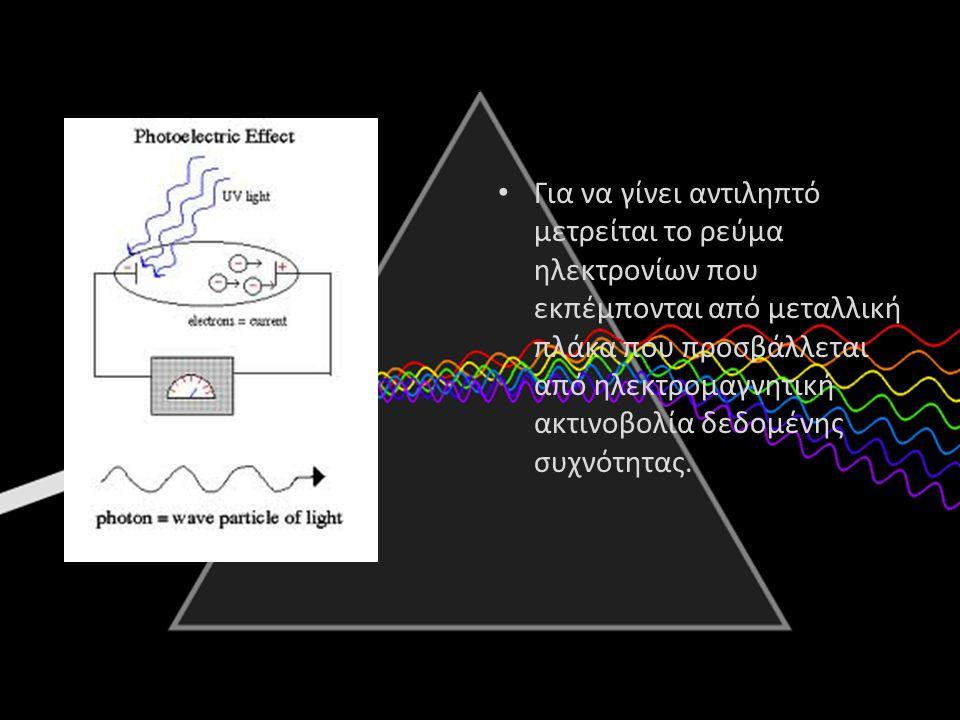 Ανακαλύφτηκε το 1887 από τον Χερτς Θεωρήθηκε παράδοξο, αφού δεν μπορούσε να εξηγηθεί από την κλασσική φυσική το γεγονός ότι κάτω από από ορισμένο κατώφλιο συχνότητας δεν εκπέμπεται κανένα ηλεκτρόνιο, όποια κι αν είναι η ένταση της προσπίπτουσας ακτινοβολίας.
