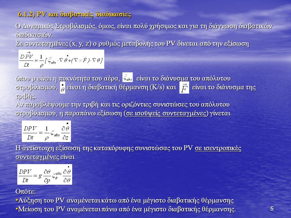 36 PV=2 PVU surface