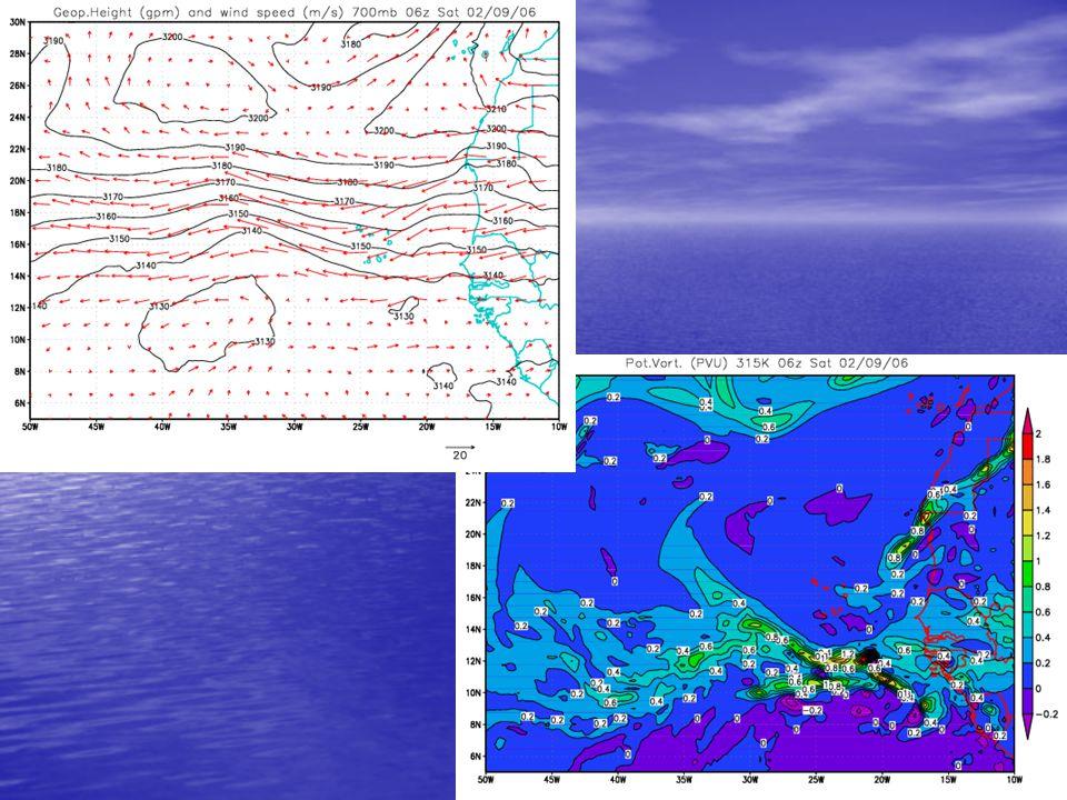 39 6.5.2) Ανάλυση της κατακόρυφης δομής της πραγματικής ατμόσφαιρας