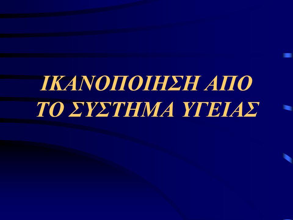 ΑΠΟΔΟΤΙΚΟΤΗΤΑ & ΜΕΓΕΘΟΣ ΝΟΣΟΚΟΜΕΙΟΥ