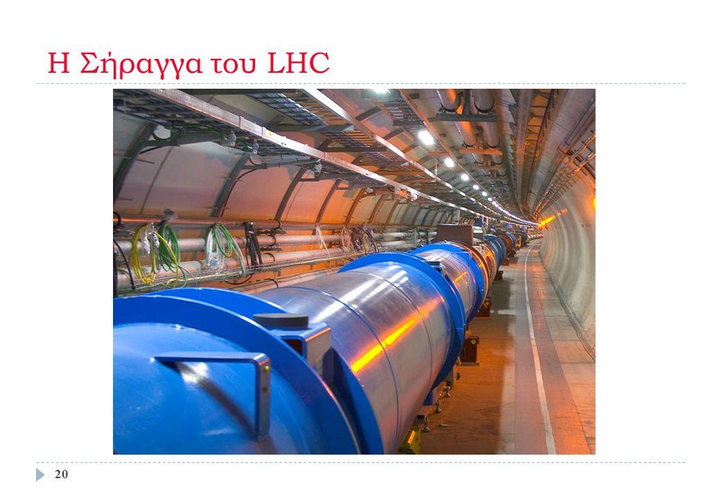 H Σήραγγα του LHC 20