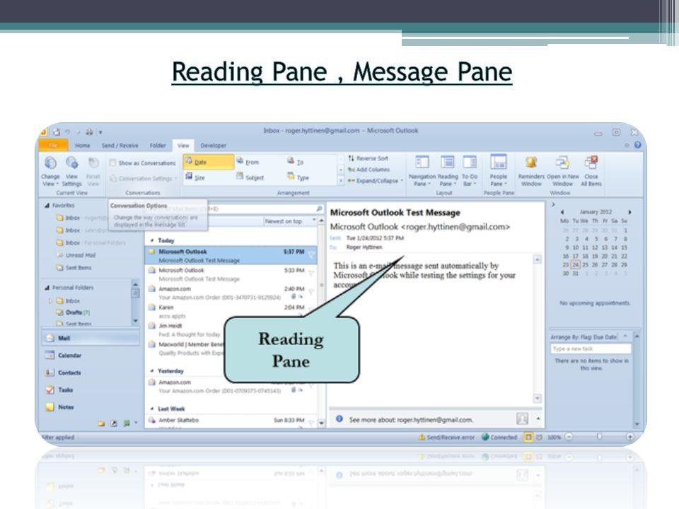 Αφού έχουμε συμπλήρωσει όλα τα απαραίτητα στοιχεία και έχουμε συντάξει το περιεχόμενο του μηνύματος πατούμε το κουμπί Send για αποστολή του μηνύματος.