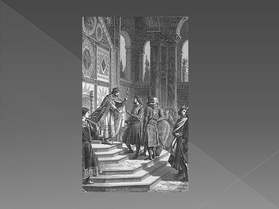 «Ο νόμιμος κληρονόμος του αυτοκράτορα, ο Ιωάννης, έμεινε κλειδαραμπαρωμένος στο Ιερόν Παλάτιον με την σφραγίδα της εξουσίας, και η πρωτότοκη Άννα, η καισάρισσα, ωρύονταν, και η θεοσεβούμενη Ειρήνη Δούκαινα η Αυγούστα, καταριόταν, και άπλυτος ο Αλέξιος ο Πρώτος ο Κομνηνός, παρατημένος Δεκαπενταύγουστο στο ανάκτορο του Αγίου Γεωργίου των Μαγγάνων, σ΄ένα δωμάτιο στον πέμπτο όροφο, ούτε τον νεκροστόλισαν ούτε τον έψαλαν, όπως του άξιζε, μ΄ένα σκουφάκι μόνον κόκκινο στην κεφαλή έξελθε, βασιλεύ, ο Βασιλεύς των βασιλέων, ο Άρχων του κόσμου σε καλεί, ο Άρχων των αρχόντων, μάταιε, σε αναμένει.ΙωάννηςΆνναΕιρήνη Δούκαινα Ιωάννης Ζωναράς