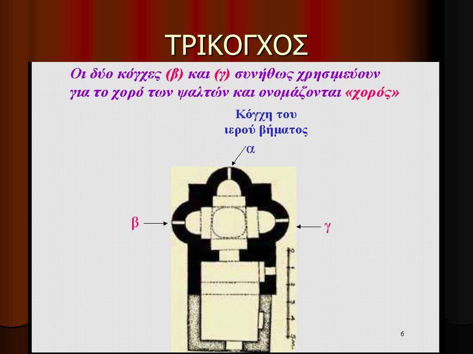 ΤΡIΚΟΓΧΟΣ