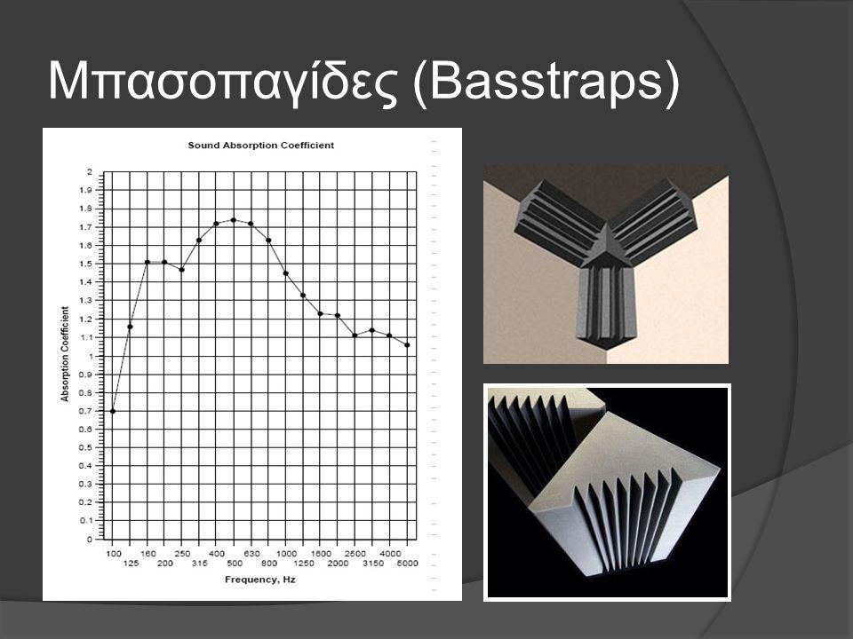 Μπασοπαγίδες (Basstraps)