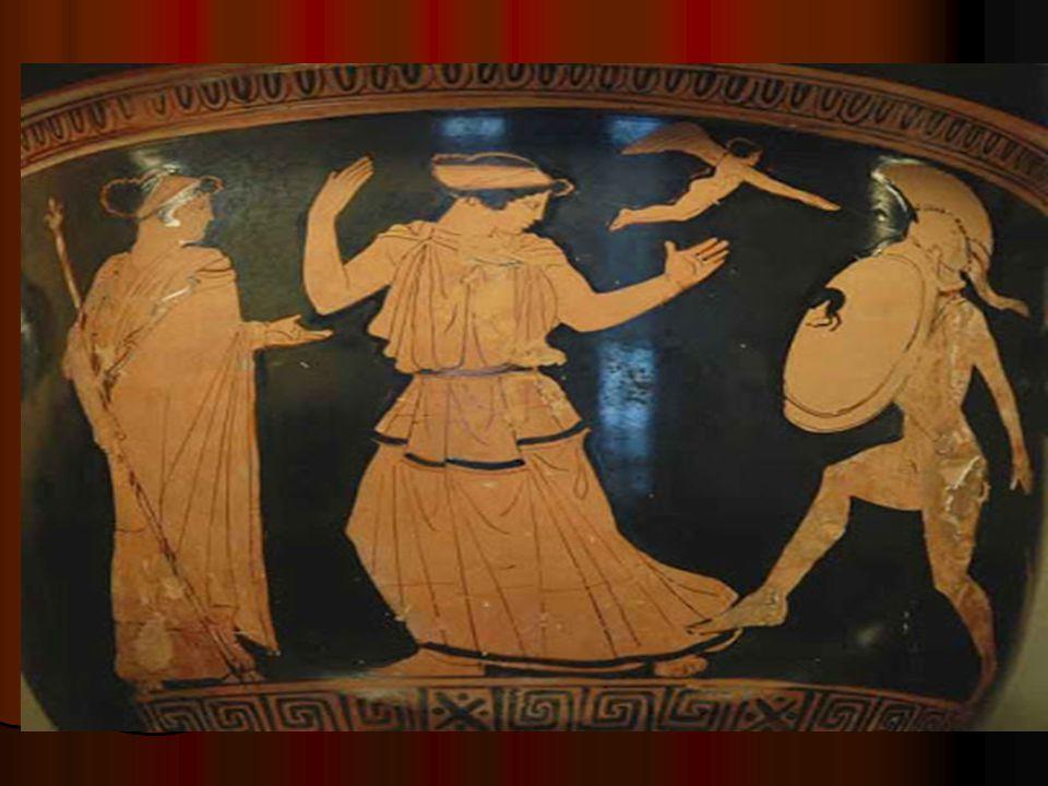 Η ΓΕΝΝΗΣΗ ΤΗΣ ΣΥΜΦΩΝΑ ΜΕ ΤΟΝ ΟΜΗΡΟ Ο Όμηρος την ονομάζει κόρη του Δία και φαίνεται ότι γεννήθηκε από την επαφή του με τη Λήδα, την οποία ο θεός επεσκέφθη μεταμορφωμένος σε κύκνο.