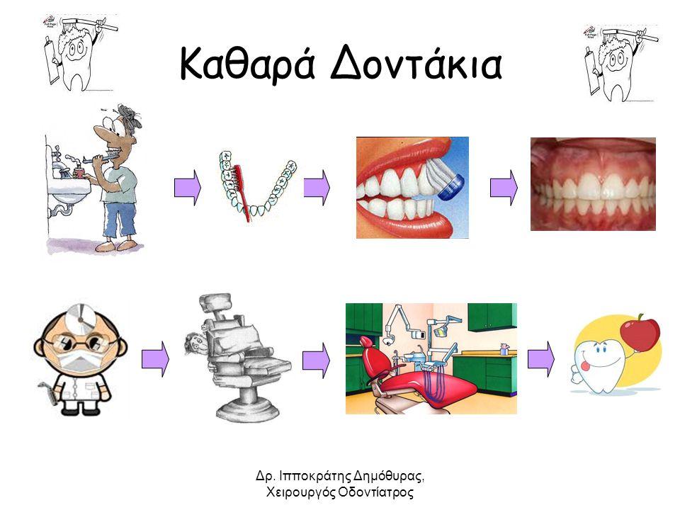 Δρ. Ιπποκράτης Δημόθυρας, Χειρουργός Οδοντίατρος Καθαρά Δοντάκια