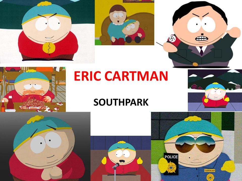 ERIC CARTMAN SOUTHPARK