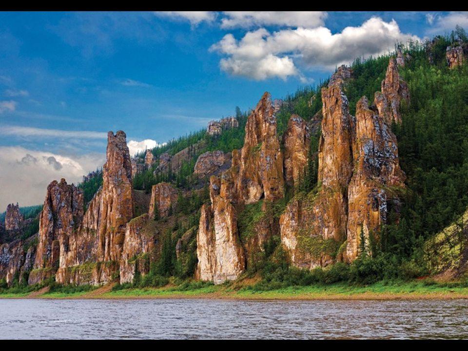 Στο Ούλους Χακαλάνσκι (περιοχή) της Γιακούτια, στην ανατολική άκρη της Ρωσίας, και μόνο 300 Km από τον αρκτικό κύκλο, το πιο σκληρό και παγωμένο τοπίο